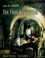 Final Revelation, The