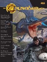 "#23 ""The Crystal Crypt, Monsters of Aihrde, Demons & Devils"""