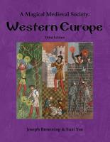 Western Europe (3rd Edition)