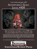Adventurer's Guild #19 - Local #409