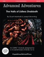 Halls of Lidless Shabbath, The
