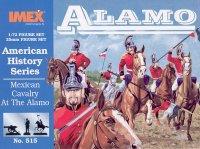 Alamo - Mexican Cavalry at the Alamo
