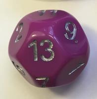 D13 Light Purple w/Silver