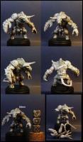 Chaotic Minotaur (Resin)