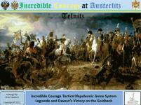 Incredible Courage at Austerlitz - Telnitz