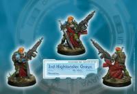 3rd Highlander Grey w/AP HMG