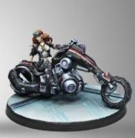 Penthesilea - Amazon Biker (Special Edition)