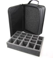 Infinity Beta Bag w/Foam Trays
