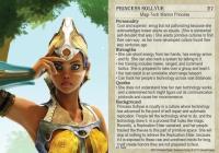 NPC Portraits Deck - Science
