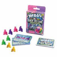 Nerds Dancin' Dice Game