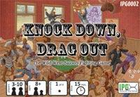 Knock Down, Drag Out - The Wild West Saloon Fighting Game