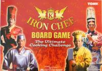 Iron Chef - The Ultimate Cooking Challenge