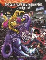 Apocalypse Prevention, Inc. (2nd Edition)