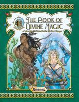 Book of Divine Magic, The