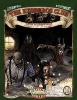 Kerberos Club, The (Savage Worlds Edition) (2nd Printing)