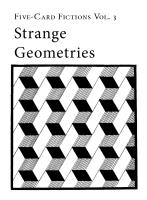 Strange Geometries - Five-Card Fictions Vol. 3