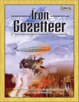Iron Gazetteer - Dwarven Paragons and Powers