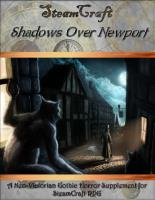 SteamCraft - Shadows Over Newport
