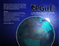 RPG = Role Playing Girl Zine 2010