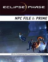 NPC File 1 - Prime