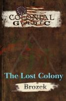 Lost Colony, The