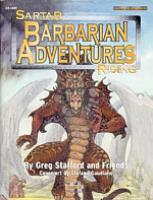 Sartar Rising #1 - Barbarian Adventures