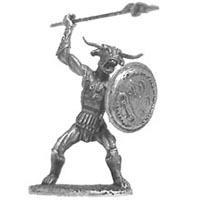Armored Minotaur