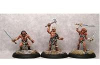 Barbarian Dwarves
