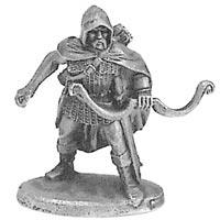 Ar-Ron in Chainmail w/Bow