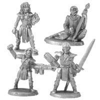 Mystic Crusaders