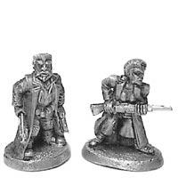 Dwarf Mercenaries
