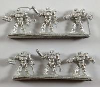 Achileus Light Battle Armor #1