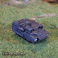 Ignis Infantry Support Tank