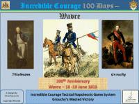 Incredible Courage 100 Days - Wavre
