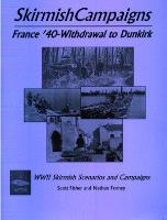 France '40 - Withdrawal to Dunkirk