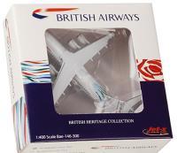 British Airways BAe-146-300 - G-BZAT