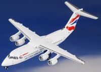British Airways BAe-146-300 - G-BZAU