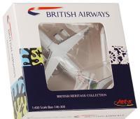 British Airways BAe-146-300 - G-BXAS