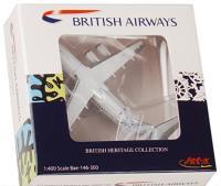 British Airways BAe-146-300 - G-BXAR