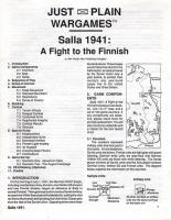 Salla 1941 - Fight to the Finnish