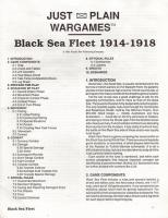 Black Sea Fleet 1914-1918