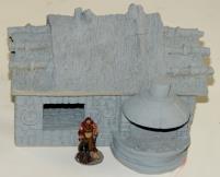 Blacksmith Workshop w/Removable Roof