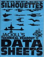 Jackill's Technical Readout Data Sheets - Starfleet Silhouettes Vol. 1