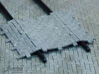 Flexyway - Segment w/Herringbone Pavers