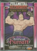 Artificial Human - Alex Louis Armstrong Deck