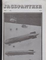 Vol. 2 #5 w/Zeppelin WWI Strategic Air Campaign