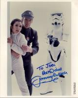 Jeremy Bulloch Autographed Photo