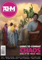 """#6 """"Laws to Combat Chaos, Rome of the Twelve Tables"""""""