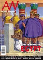 """Vol. X, #2 """"Wars in Hellenistic Egypt, The Raphia Decree, Temples and the Ptolemaic Army"""""""