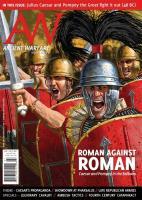 "Vol. XI, #3 ""Roman Against Roman, Caesar's Propaganda, Ambush Tactics"""